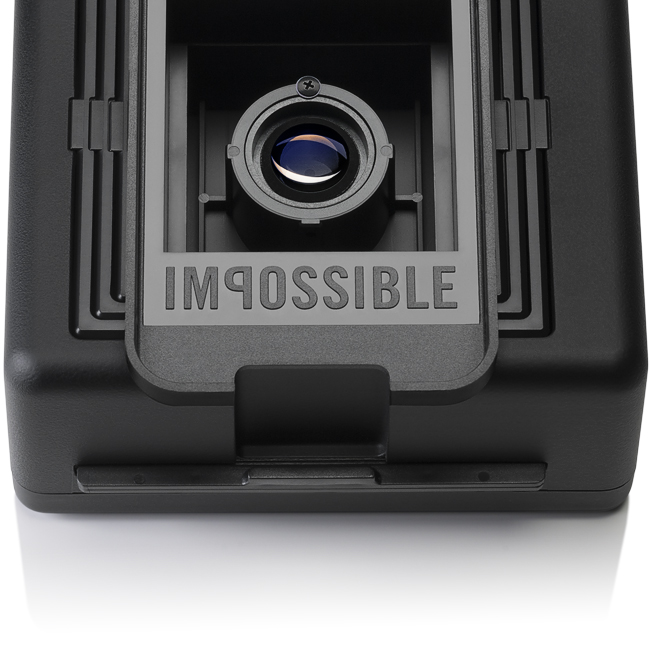 Highres product closeup of the Impossible Instant Lab camera by commercial photographer Lars Brandt Stisen