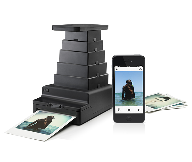 Product photography - The Impossible Project Instant Lab hero image by Lars Brandt Stisen, MADDOCMAN Berlin