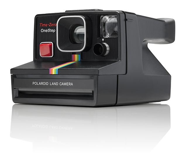 Product photography - Polaroid Time-Zero OneStep instant camera by Lars Brandt Stisen, MADDOCMAN Berlin