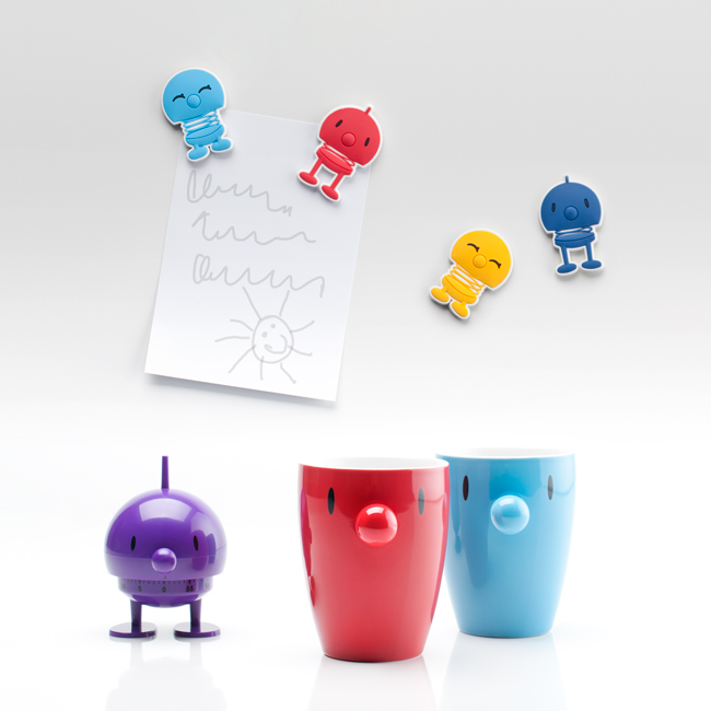Hoptimist Kitchen timer, mugs and magnets